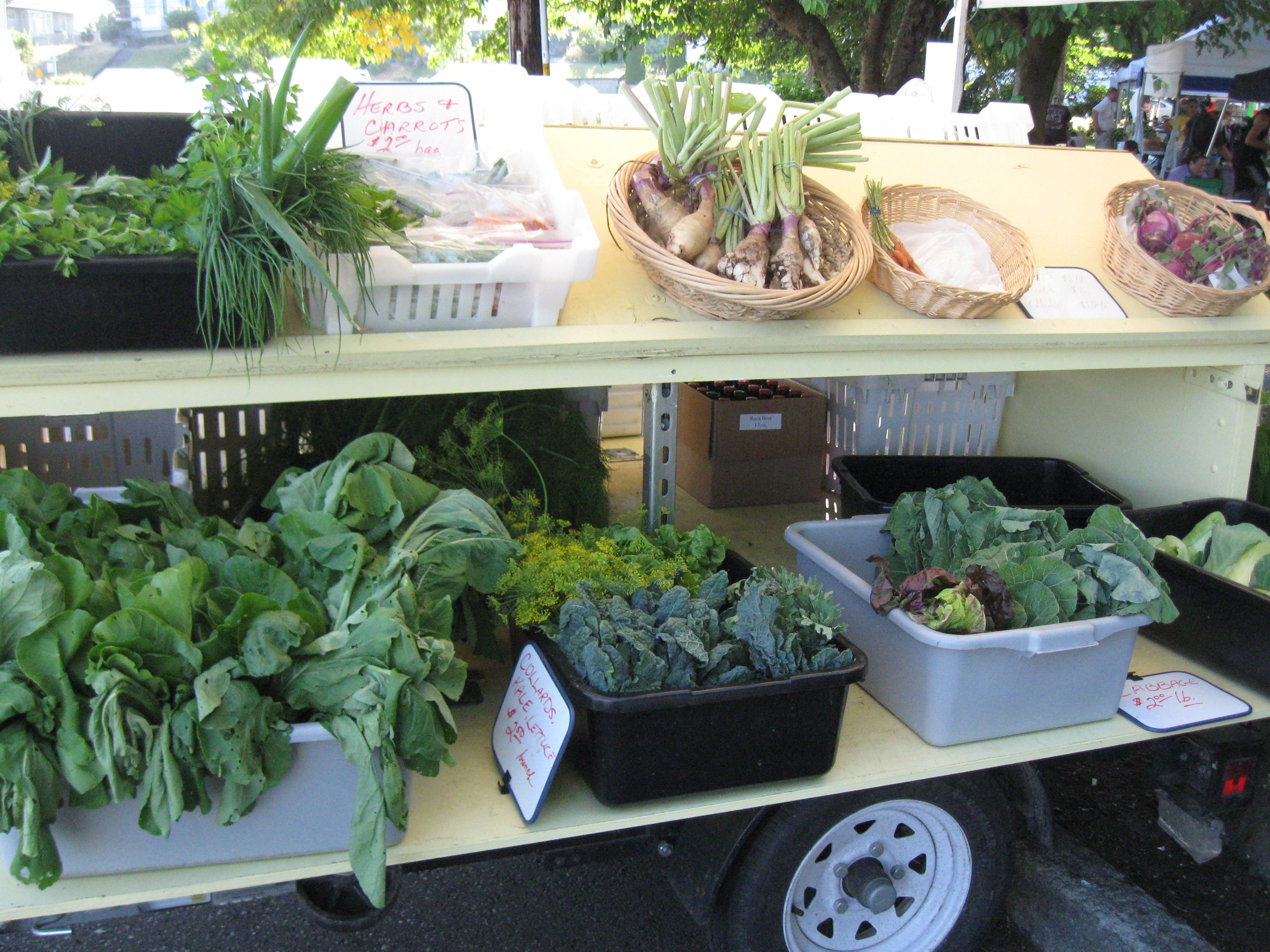 Our Market Cart