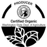 WSDA Certified Organic Logo
