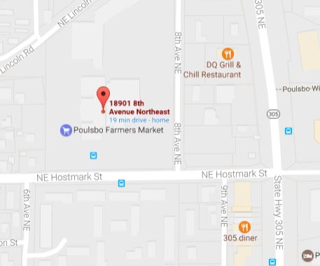 Google Map of PFM